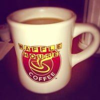 Photo taken at Waffle House by Elycia M. on 10/2/2012