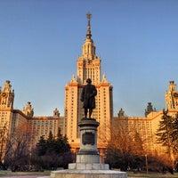 Photo taken at Lomonosov Moscow State University (MSU) by Forigner on 6/22/2013