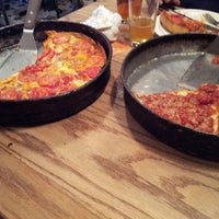 Photo taken at Lou Malnati's Pizzeria by Mike C. on 10/7/2012