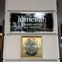 Foto scattata a Grand Hotel Via Veneto da Uros I. il 5/8/2013