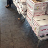 Photo taken at Five Guys by Keith B. on 3/14/2014