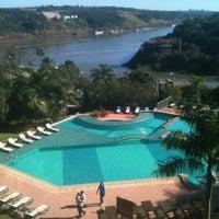 Photo taken at Amerian Portal Del Iguazu Hotel by Fabian Z. on 8/18/2013