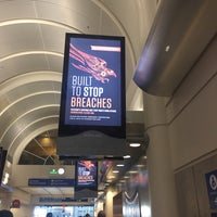 Photo taken at Gate 43 by Brian C. on 8/28/2016