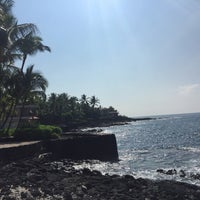 Photo taken at Aston Kona by the Sea by Brian C. on 12/24/2016