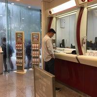 Photo taken at Bank of China (Hong Kong) 中國銀行(香港) by Brian C. on 5/24/2017