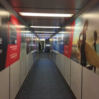 Photo taken at Gate D23 by Brian C. on 3/5/2017