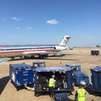 Photo taken at Gate C17 by Brian C. on 10/5/2016
