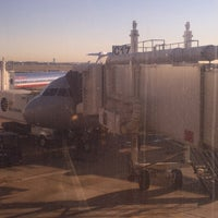 Photo taken at Gate C17 by Brian C. on 3/21/2016