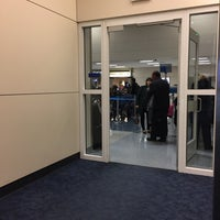 Photo taken at Gate D23 by Brian C. on 12/8/2016