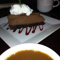 Photo taken at Café Blossom by VeganPilotMarty on 11/27/2012