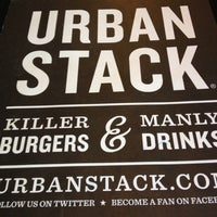 Photo taken at Urban Stack by Margaret N. on 12/14/2012