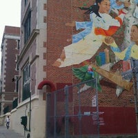 Photo taken at PS 295 School of Arts and Culture by Lainie D. on 9/27/2012