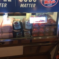 Photo taken at Jersey Mike's Subs by Matt S. on 11/8/2014