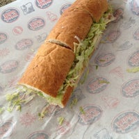 Photo taken at Jersey Mike's Subs by Matt S. on 7/19/2013