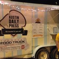 Photo taken at Austin Daily Press by Joe C. on 10/11/2012