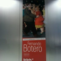 Photo taken at Museo de Bellas Artes de Bilbao by ElGuisanteVerde on 1/26/2013