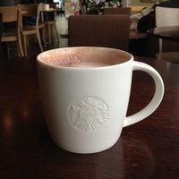 Photo taken at Starbucks by Taor M. on 12/1/2012