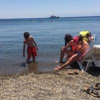 Photo taken at Portofino Hotel & Beach by Reyhan E. on 6/28/2017