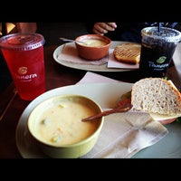 Photo taken at Panera Bread by Anna C. on 11/28/2012