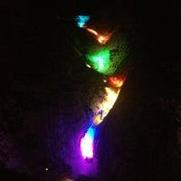 Photo taken at Seven Falls by Amanda B. on 2/15/2013