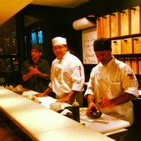Photo taken at Sushi Dokku by Eric H. on 1/25/2013