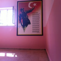 Photo taken at Ahmet Hamdi Tanpınar İlköğretim Okulu by Benay Ö. on 8/10/2014