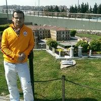 Photo taken at Miniatürk - Panorama 1453 by Seyda U. on 4/10/2014