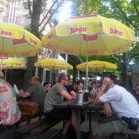 Photo taken at Restaurant Na Květnici by Ondřej K. on 7/9/2013