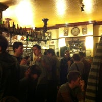 Photo taken at The Wenlock Arms by Johan on 11/16/2012
