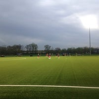 Photo taken at Red Bulls Training Facility by Rodger T. on 5/7/2014