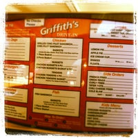 Photo taken at Griffith's Drive-In by Jess Ponyboy N. on 7/31/2013