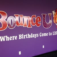 Photo taken at Bounceu Fishers by Adrienne S. on 4/21/2013