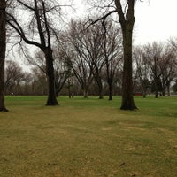Photo taken at Brookland Executive Nine Golf Course by Lina K. on 5/1/2013
