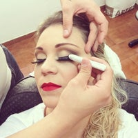 Photo taken at Cássio Assis Make-up by DjLala on 10/26/2013