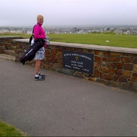 Photo taken at Bude And North Cornwall Golf Club by Erik d. on 7/12/2014