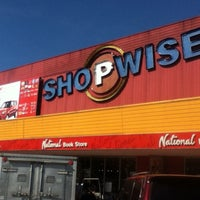 Photo taken at Shopwise by Noe A. on 12/10/2012
