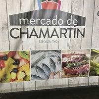 Foto tomada en Mercado de Chamartín por Javier O. el 3/9/2018