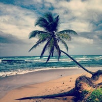 Photo taken at Playa Punta del Coco by Ivan M. on 1/6/2014