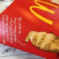 Photo taken at McDonald's/McCafé by しふぉつじ . on 10/10/2016