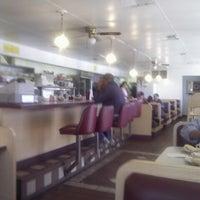 Photo taken at Waffle Hut by Joe K. on 10/29/2012