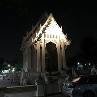 Photo taken at Wat Chonprathan Rangsarit by Sorawit L. on 1/30/2016