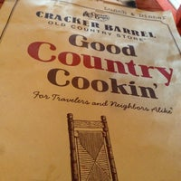 Photo taken at Cracker Barrel Old Country Store by Mike W. on 2/15/2013