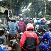 Photo taken at Gang Masjid, Petukangan Utara, Jakarta by Kemal H. on 1/15/2013