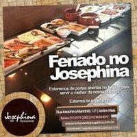 Photo taken at Restaurante Josephina by Fábio F. on 4/19/2015