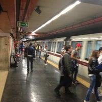 Photo taken at Metro Anagnina (MA) by Nat S. on 10/23/2012