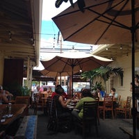 Photo taken at Café des Amis by Maui Hawaii on 2/25/2014