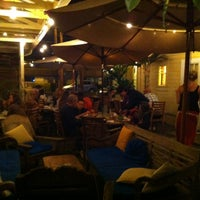 Photo taken at Café des Amis by Maui Hawaii on 12/27/2012
