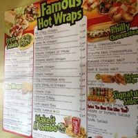 Photo taken at Great Wraps Harrisonburg by Durrell L. on 10/26/2012