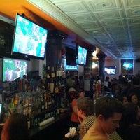 Photo taken at Saltine Warrior Sports Pub by Samuel S. on 9/23/2012