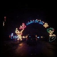 Photo taken at Lights On The Lake by Samuel S. on 11/25/2012